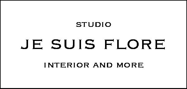 jesuisflore, je suis flore, je suis flore logo, logo